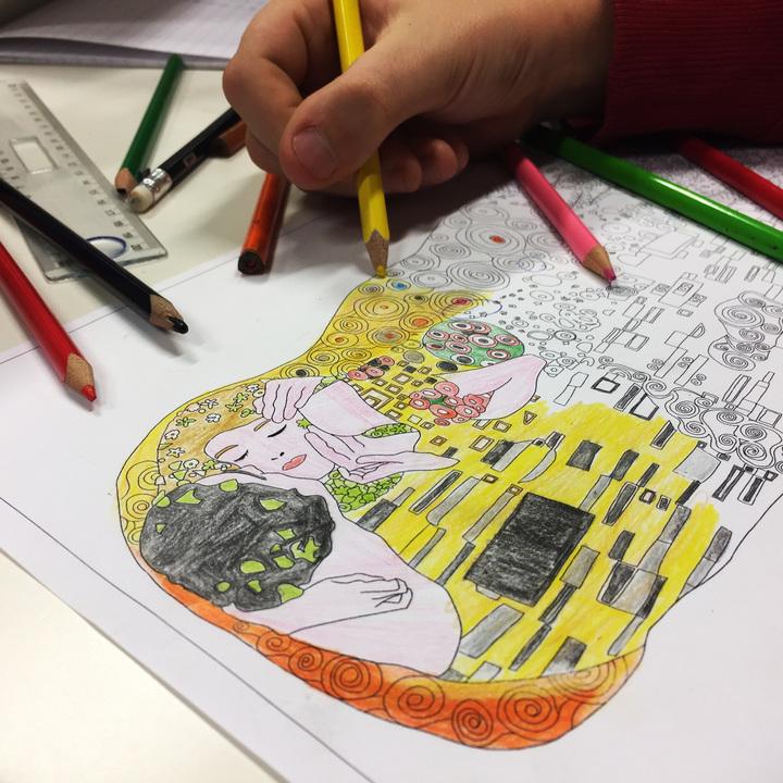 Klimt arrive dans notre galerie!