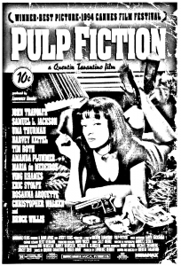 coloriage-film-pulp-fiction free to print
