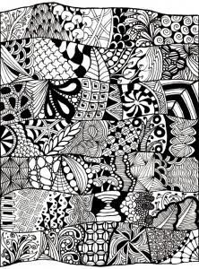 coloriage-adulte-zen-anti-stress-abstrait-a-imprimer free to print