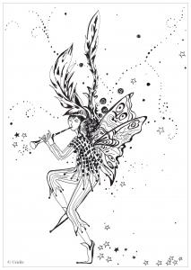 coloriage-annonce-de-l-hiver-par-urielle free to print