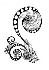 coloriage-zen-antistress-motif-abstrait-inspiration-florale-11-par-juliasnegireva free to print