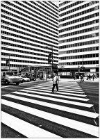 coloriage-adulte-marcher-dans-une-grande-ville free to print