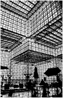 coloriage-adulte-pei-jacob-javits-center-new-york free to print