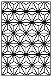 coloriage-adulte-motifs-geometriques-art-deco-10 free to print