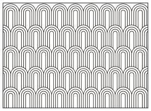 coloriage-adulte-motifs-geometriques-art-deco-7 free to print