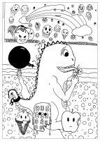 Doodle_Allan_1 free to print