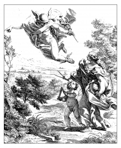 coloriage-adulte-gravure-giovan-battista-allegorie-de-la-geographie-1692 free to print
