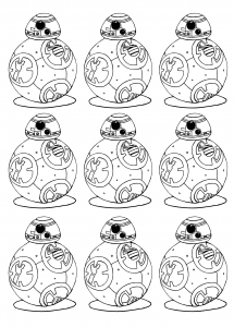 coloriage-adulte-bb-8-star-wars-7-reveil-de-la-force free to print