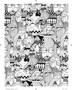 coloriage-adulte-difficile-13 free to print