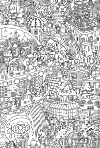 coloriage-pour-adultes-10 free to print