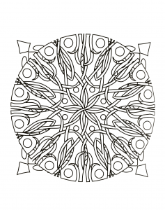 mandalas-a-telecharger-gratuitement-20 free to print