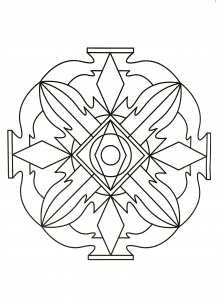 mandalas-a-telecharger-gratuitement-25 free to print