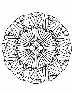 mandalas-a-telecharger-gratuitement-9 free to print