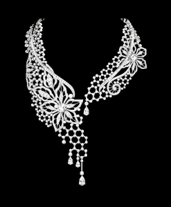 coloriage-adulte-collier-diamants-1 free to print