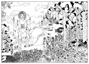 coloriage-adulte-dessin-terabithia-par-valentin.jpg free to print