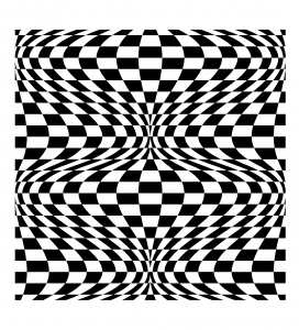 coloriage-op-art-illusion-optique-2 free to print