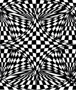coloriage-op-art-illusion-optique-sky-amethyst free to print