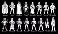 coloriage-adulte-personnages-star-wars free to print