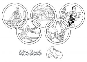 coloriage-rio-2016-jeux-olympiques free to print