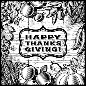 coloriage-thanksgiving-a-imprimer free to print