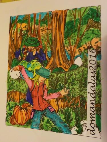 coloriage-jungle-foret