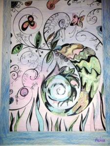 Creation  By : apillonbleu
